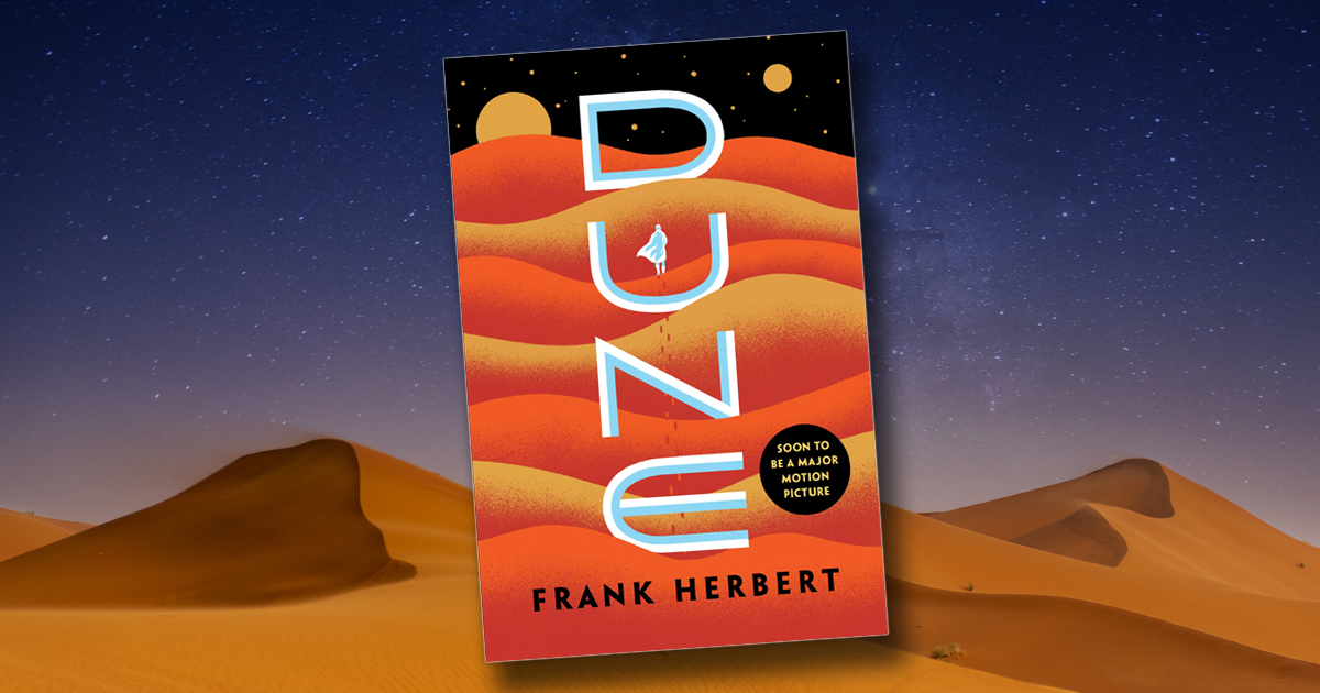 "What to read next if you liked ""Dune"""