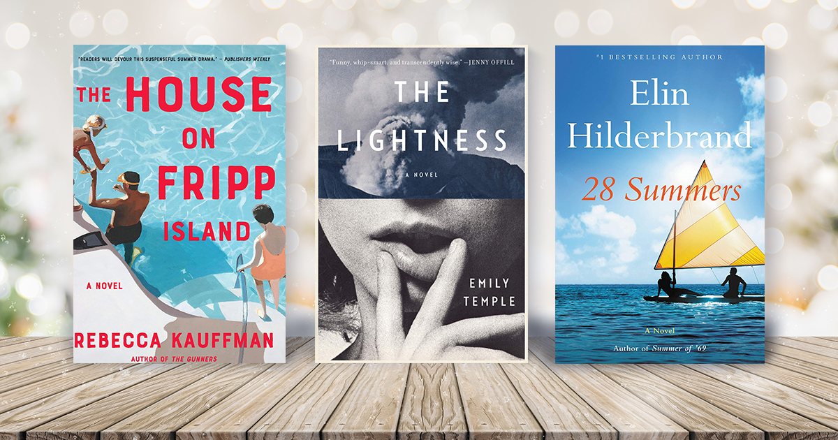Best literature and fiction of June