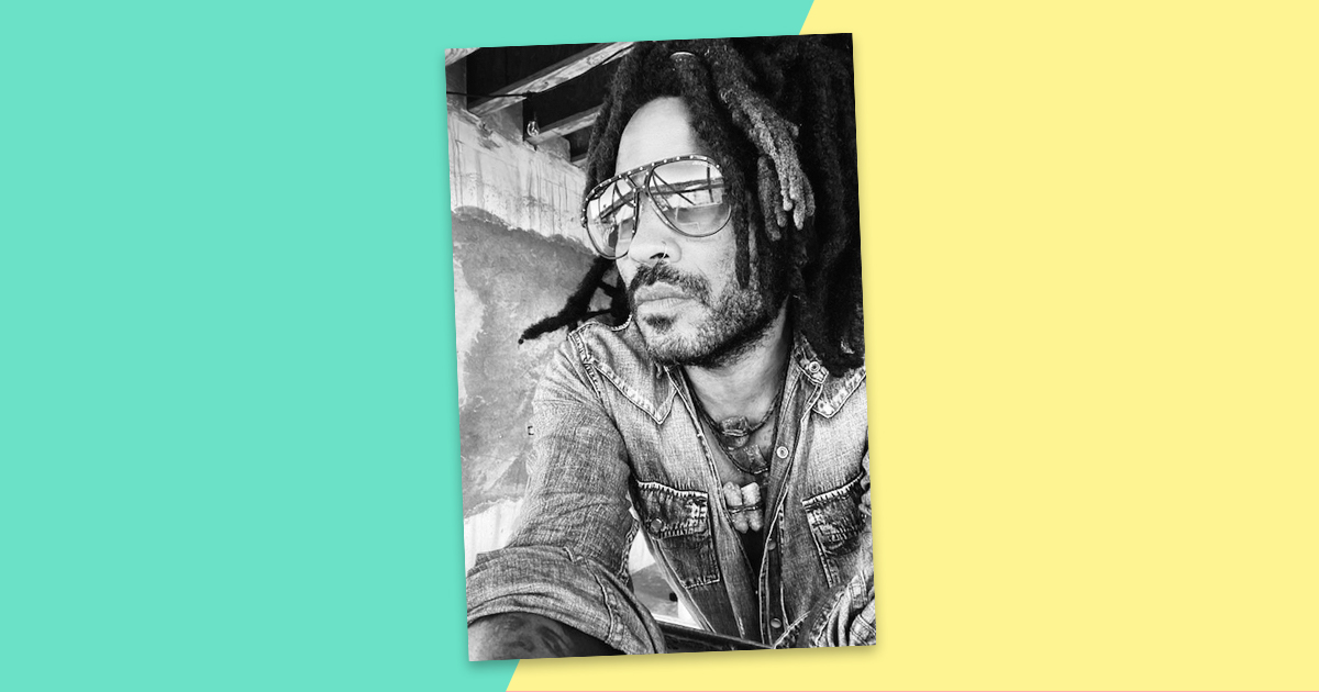 Lenny Kravitz's favorite reads of 2020