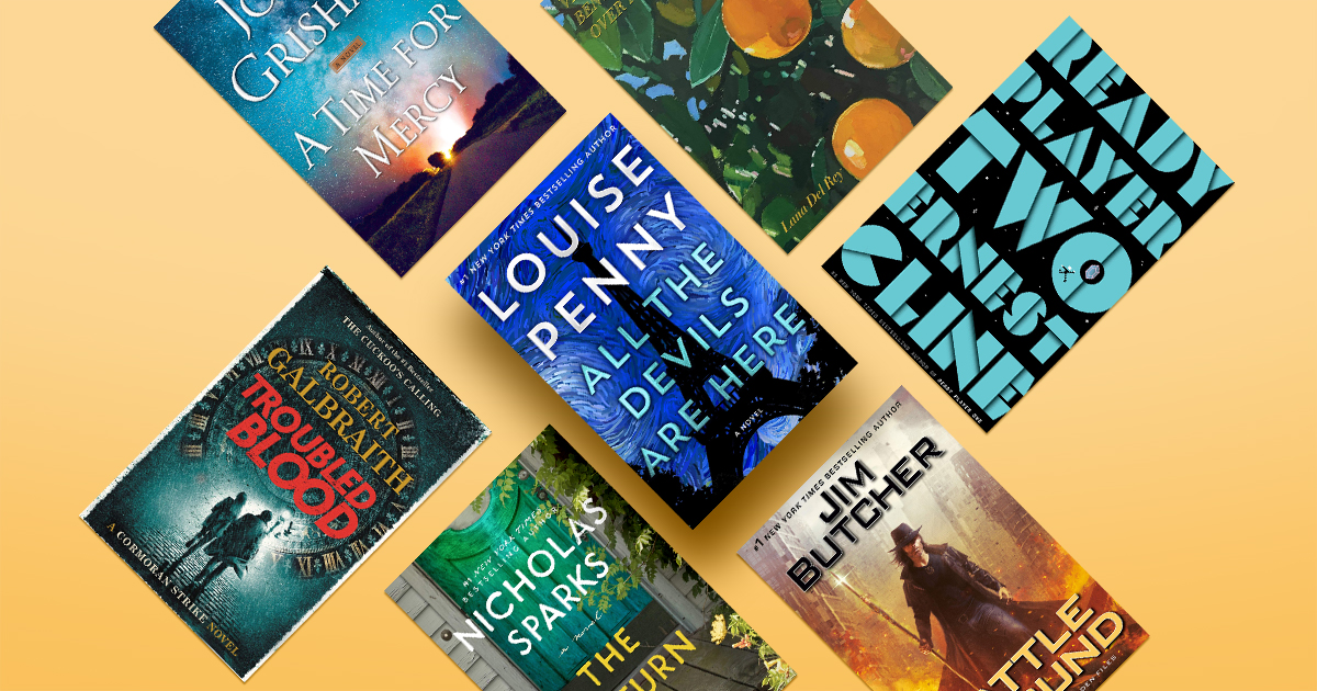 Most anticipated fiction of fall, according to Amazon Charts