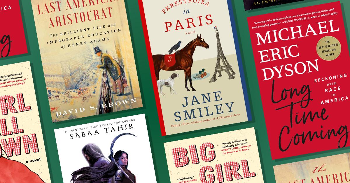 Amazon's best books of December