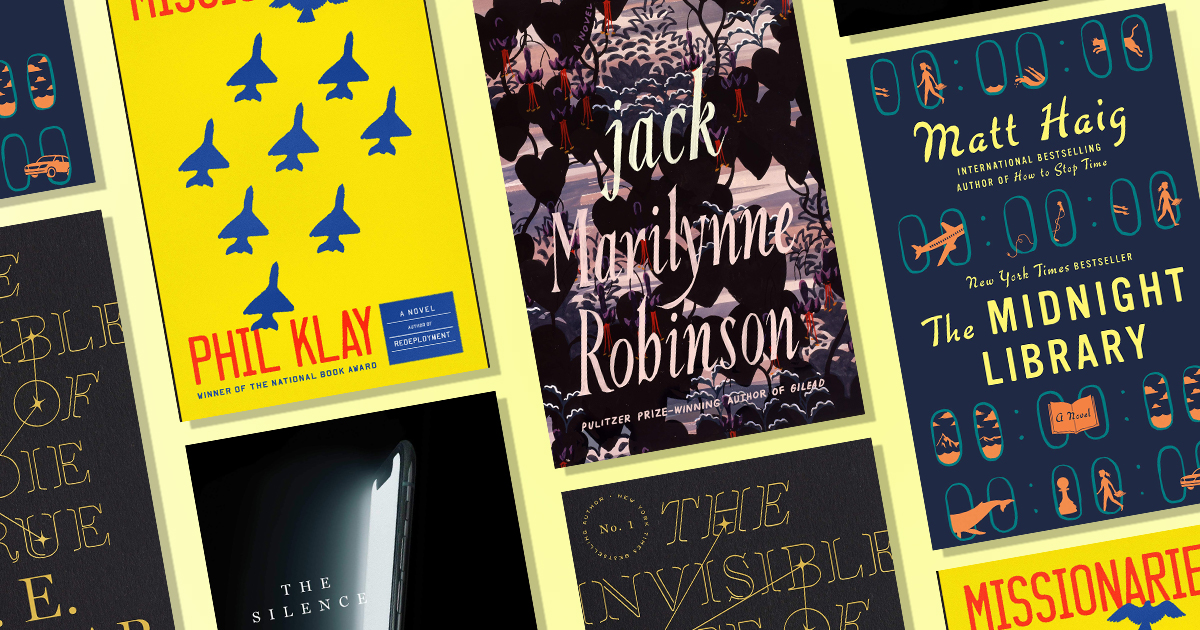 Best literature and fiction of October