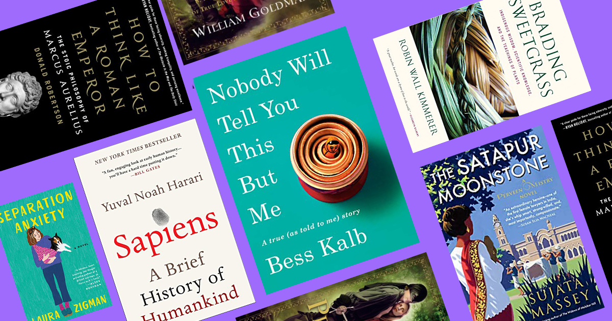 7 security blanket books to cozy up with
