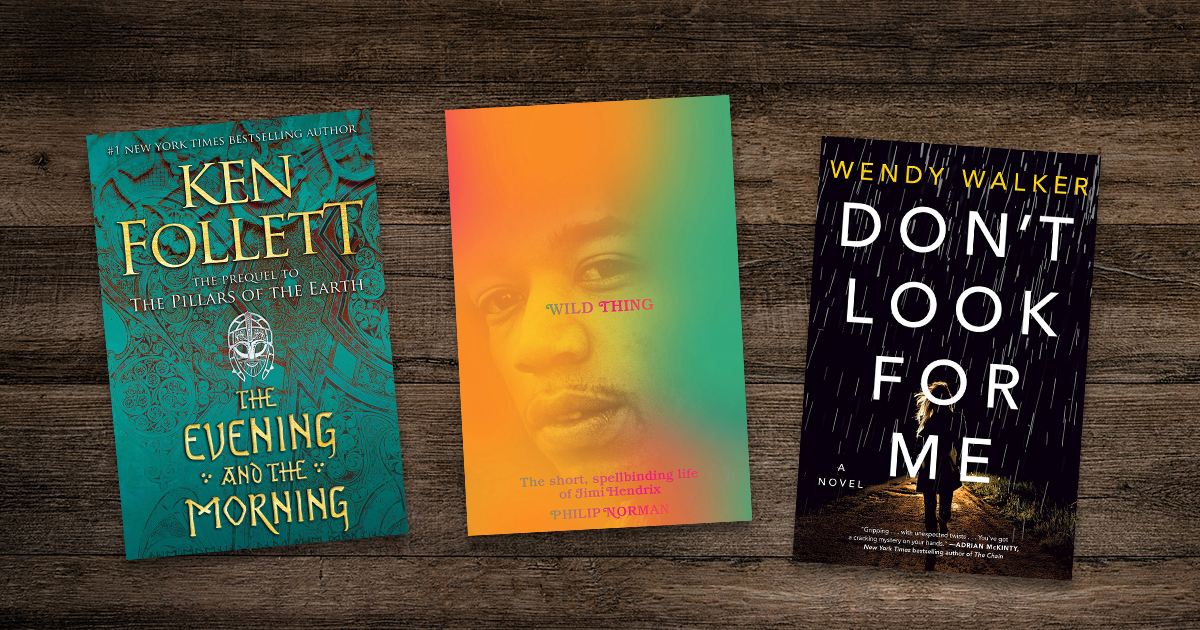 Amazon's best books of September: This week's releases