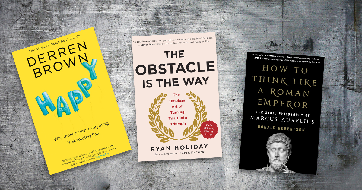 Books to help build emotional resilience