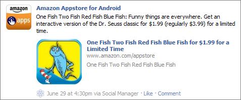 Facebook_status_AmazonAppstore