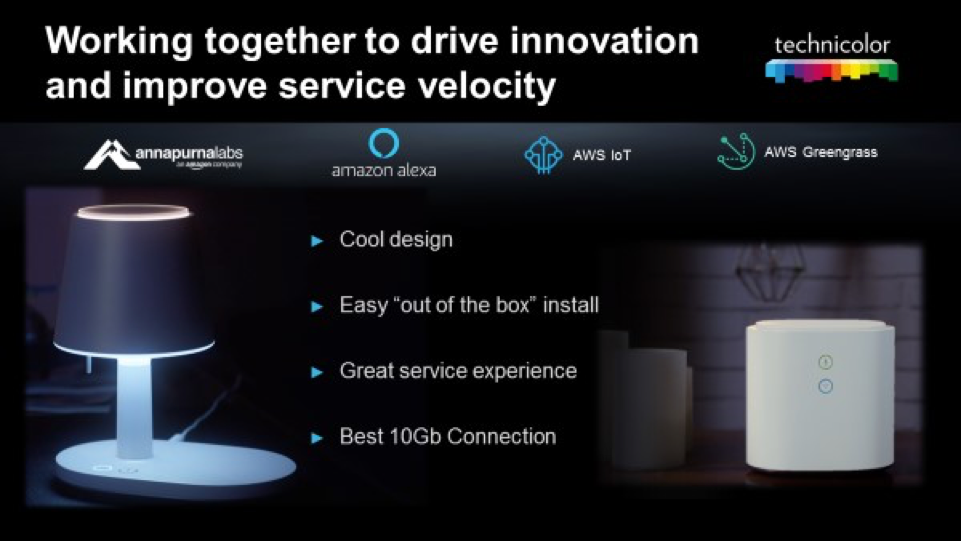 technicolor leverages aws and alexa to drive innovation for