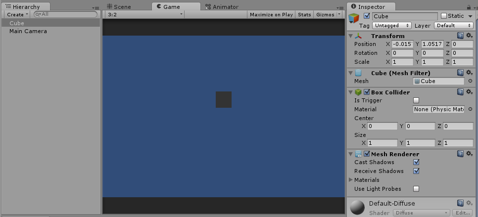 Introduction to Unity Part 1: Unity's IDE : Appstore Blogs
