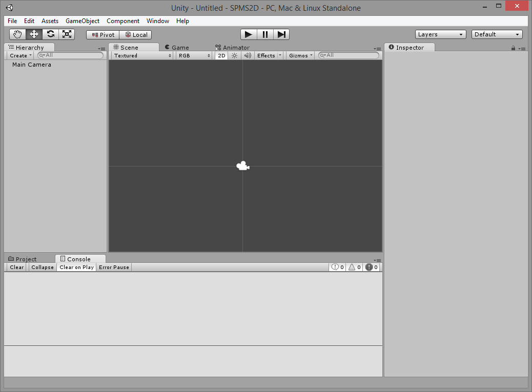 Introduction To Unity Part 1 Unitys Ide Appstore Blogs