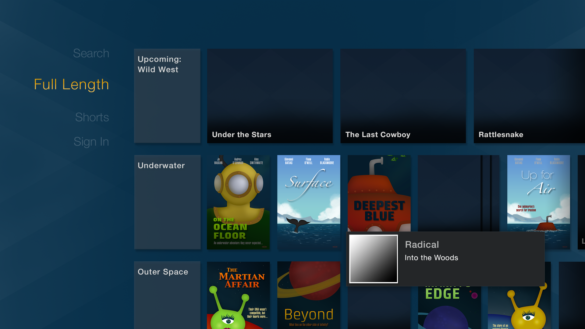 understanding amazon fire tv navigation