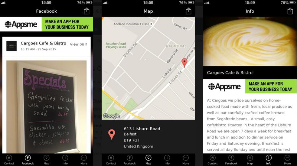 Mobile app studios