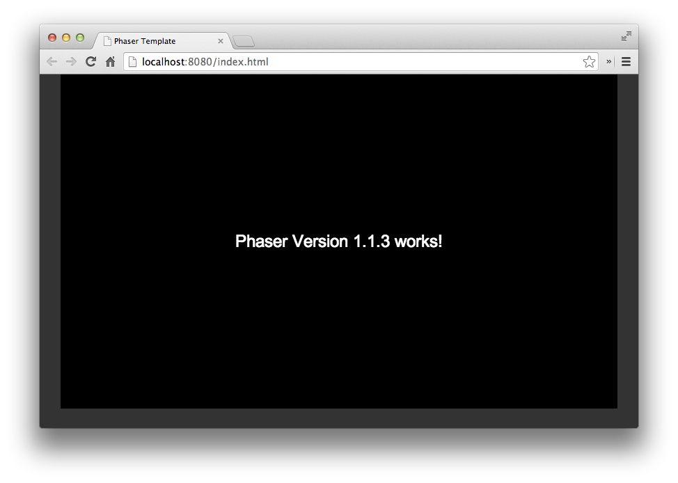 Intro To Phaser Part 1: Setting Up Your Dev Environment and Phaser