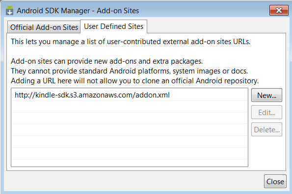 Setting up the ADB Driver for Kindle Fire Devices : Appstore Blogs