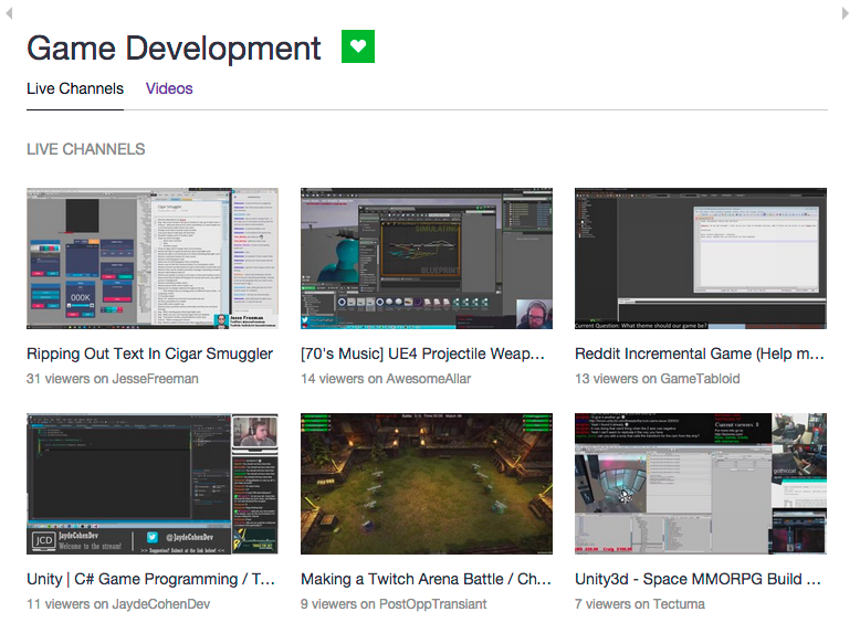 What I've Learned After Three Months of Streaming Game Dev