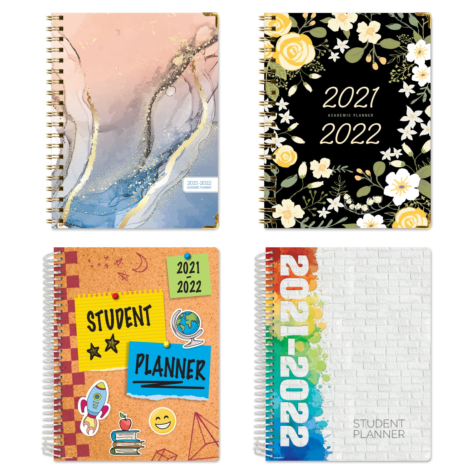 Up to 40% off HARDCOVER Planners