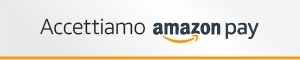 Accettiamo Amazon Pay
