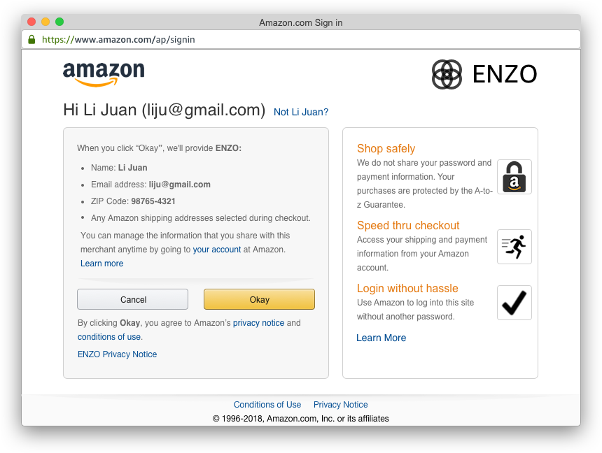 Amazon Pay and Login with Amazon introduction | Amazon Pay