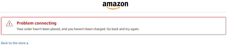 Amazon Pay Strong Customer Authentication (SCA) Upgrade