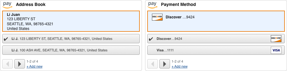Amazon Pay and Login with Amazon introduction  Amazon Pay EU