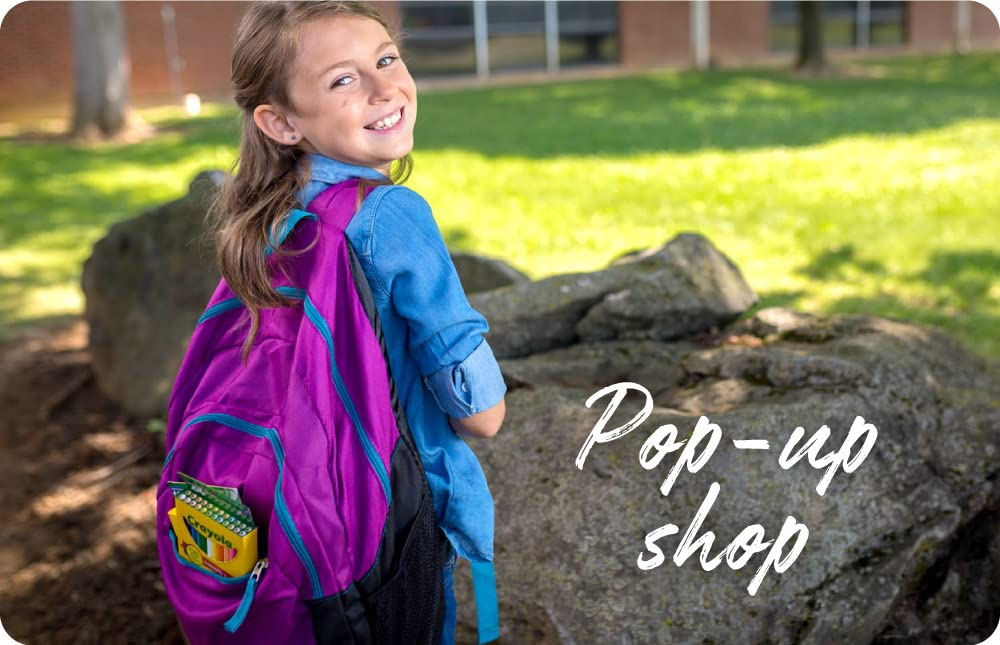 Head back to school with Crayola