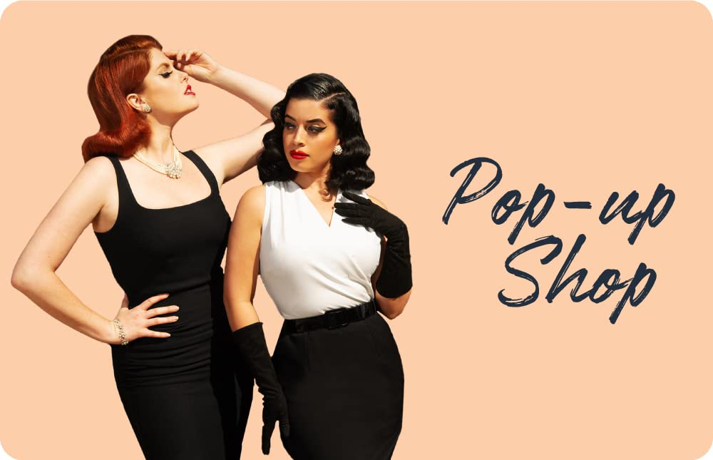 Shoppen Sie Ihre Lieblingskleidung im Vintage-Stil online.
