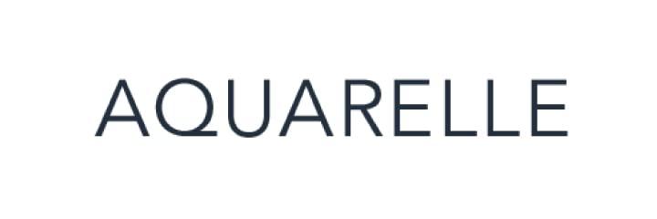 Aquarelle Logo