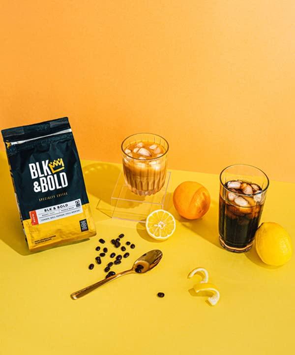 BLK & Bold Specialty Beverages