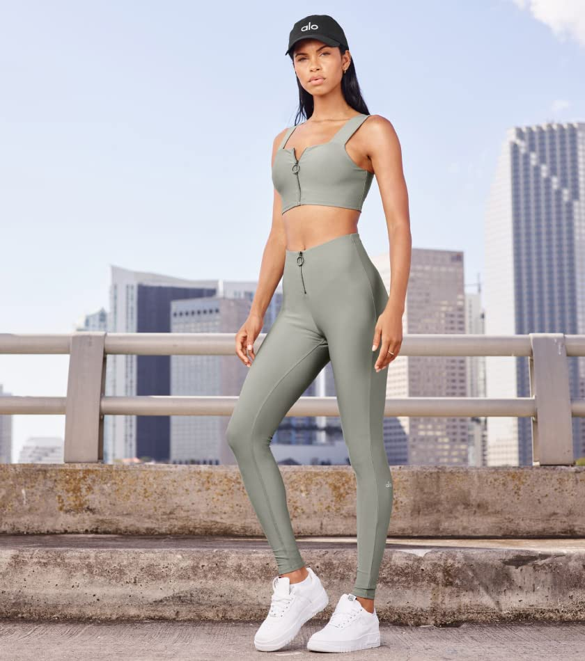 High-Waist Fast Legging & Bra Set