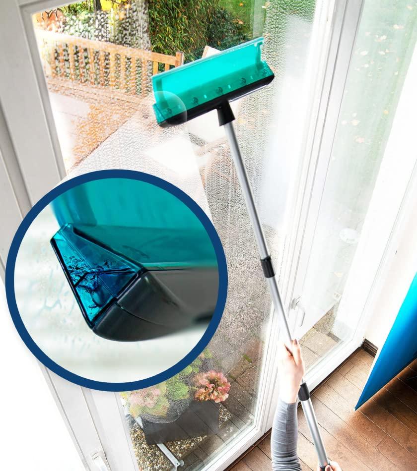 Fensterwischer mit  Auffangfunktion | Set 6-tlg.