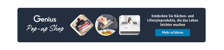 Shoppen Sie Küchen- und Lifestyle-Produkte, die das Leben leichter machen.
