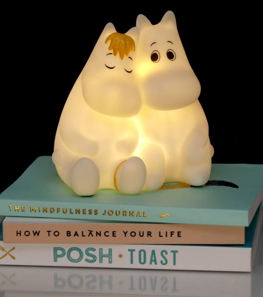 Disaster Designs Small LED Moomin & Snorkmaiden  Love Light