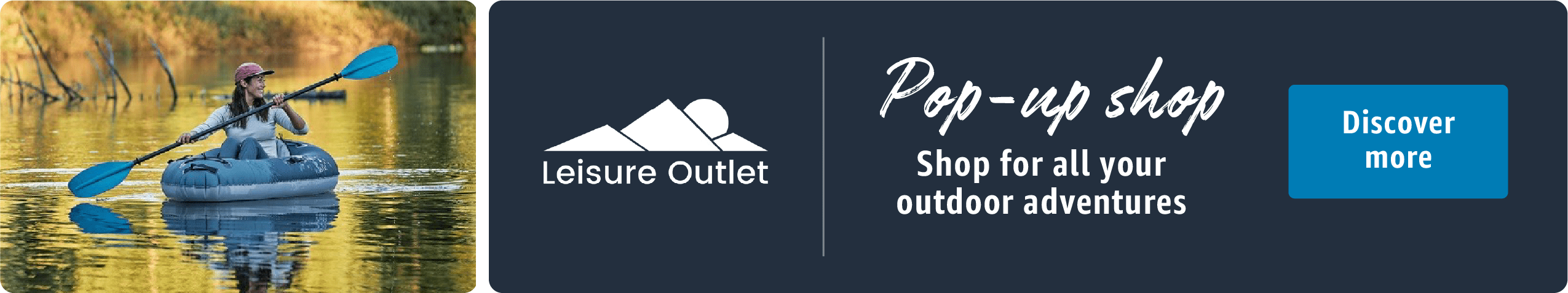 Shop for all your outdoor adventures