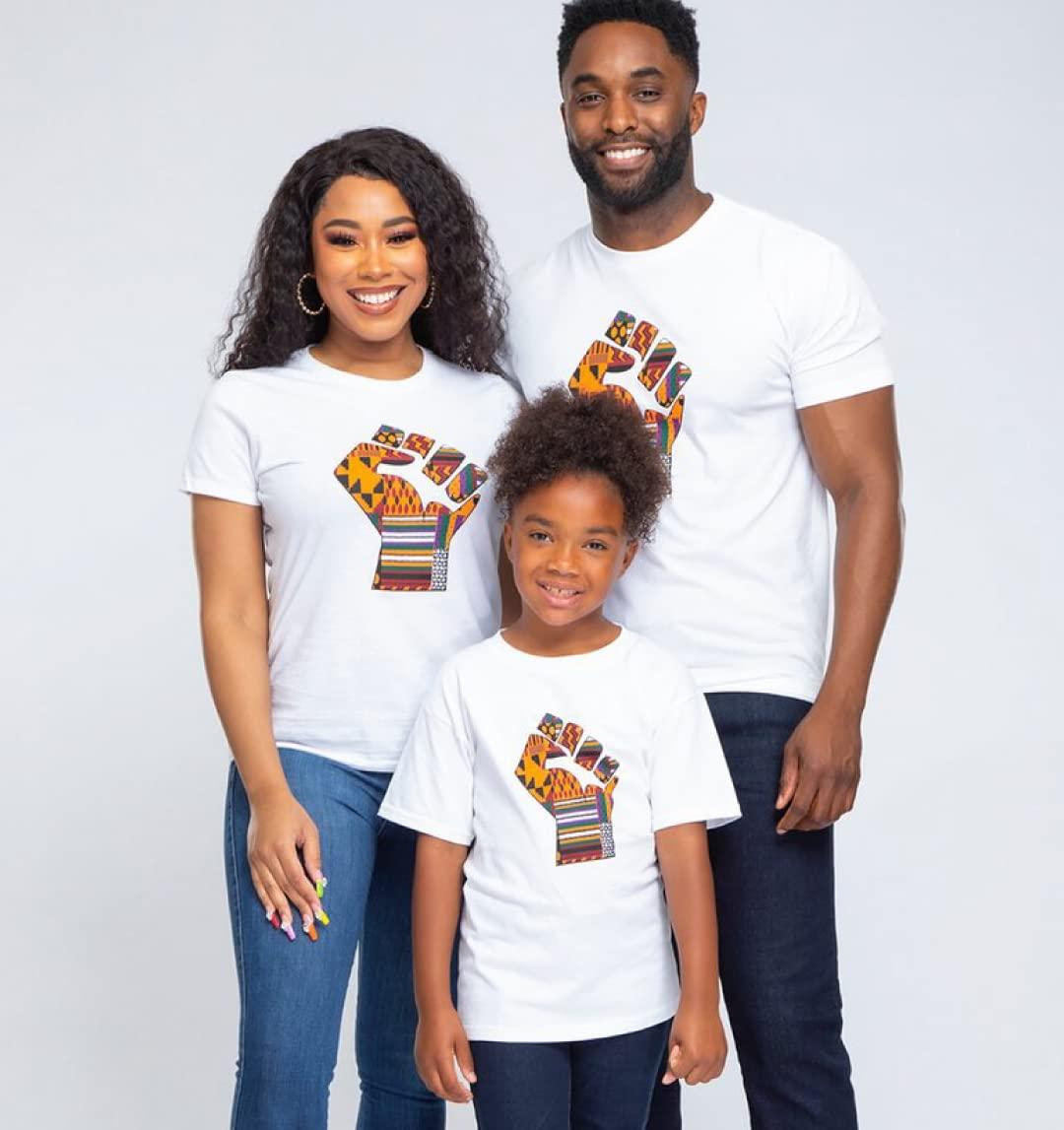 KulindoAfricanPrintGraphicT-shirt_DIYANU