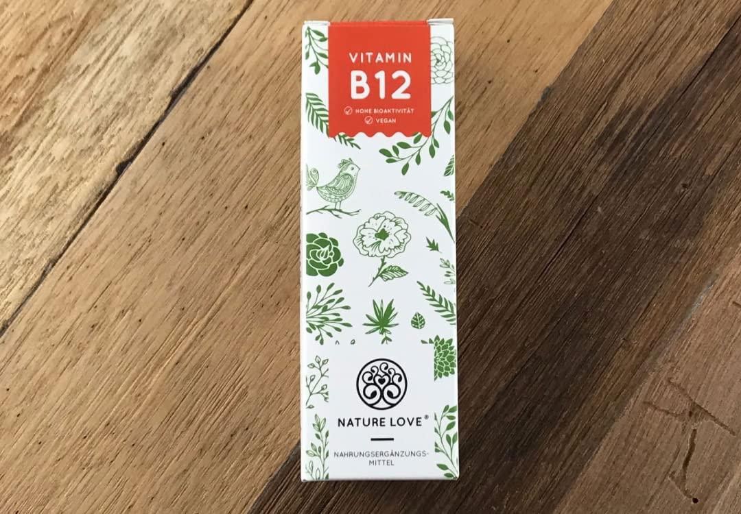 Vitamin B12 Nature Love