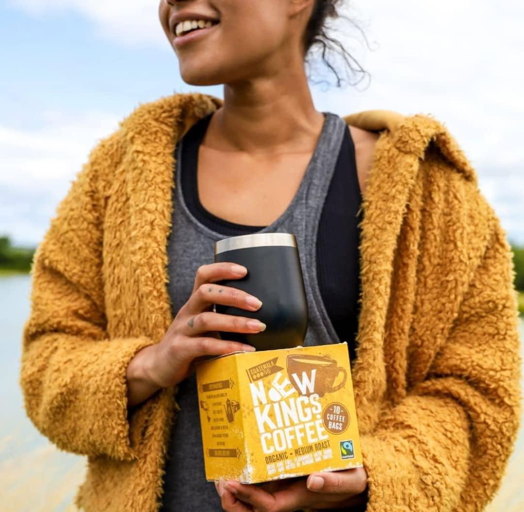 Medium Roast New Kings Coffee