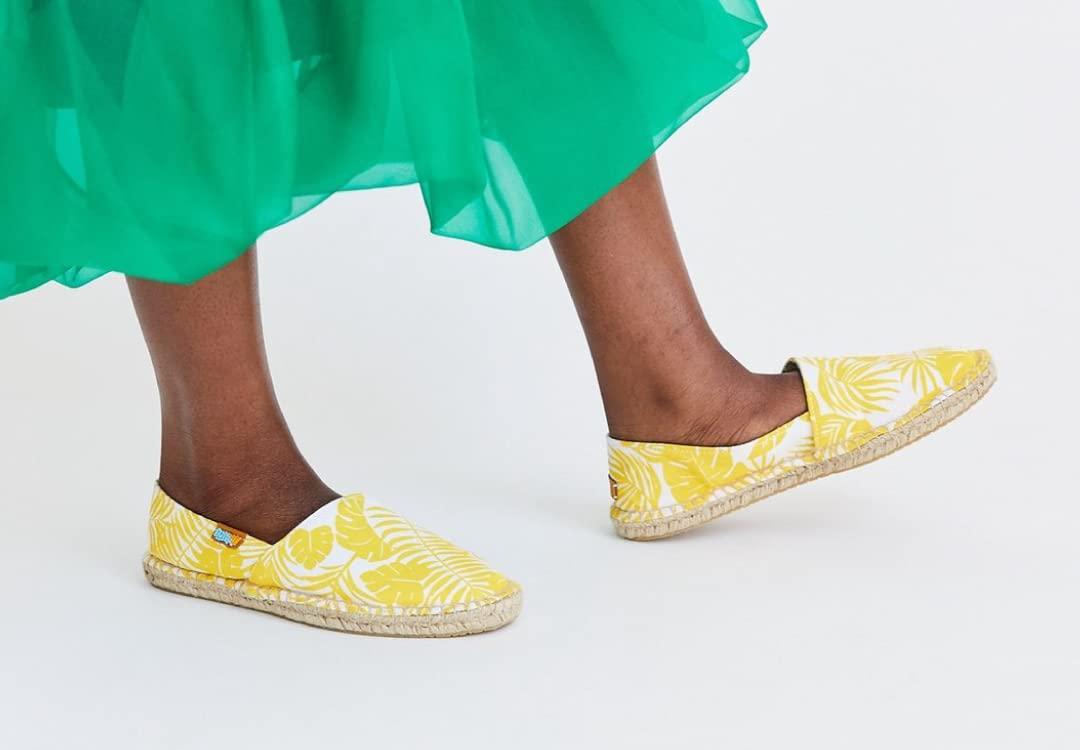 Yellow Palm Afridrille UBUNTU