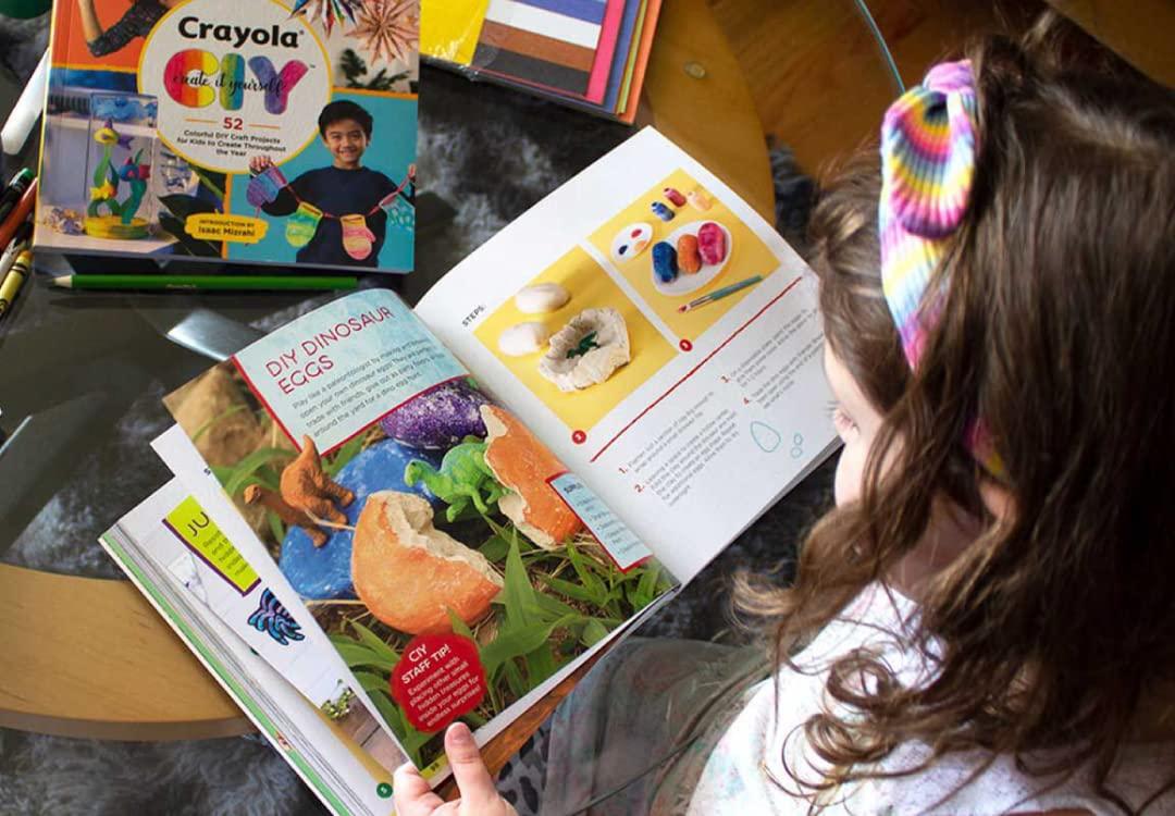 Crayola DIY Crafts for Kids