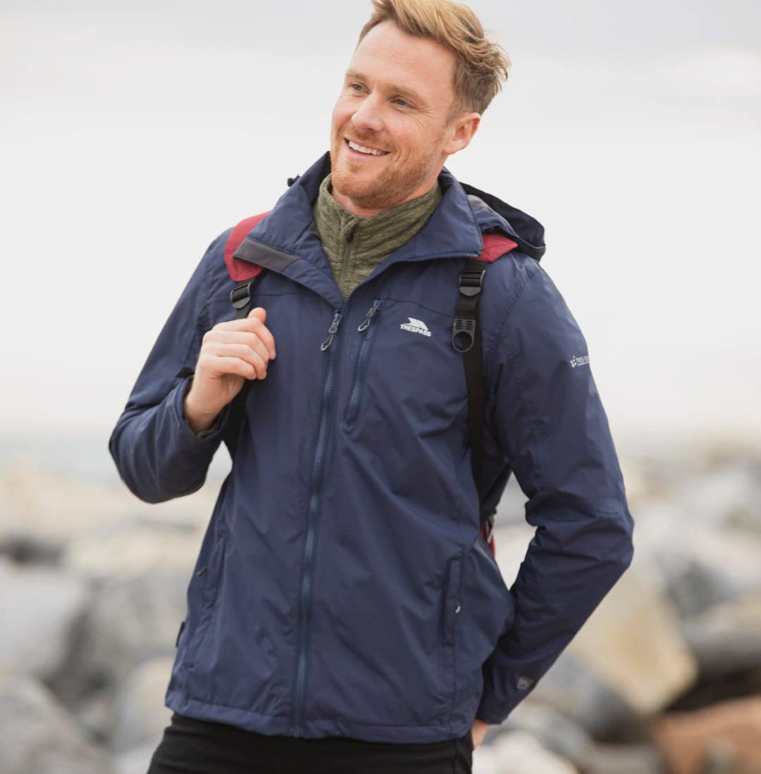 Hamrand Waterproof Jacket Trespass