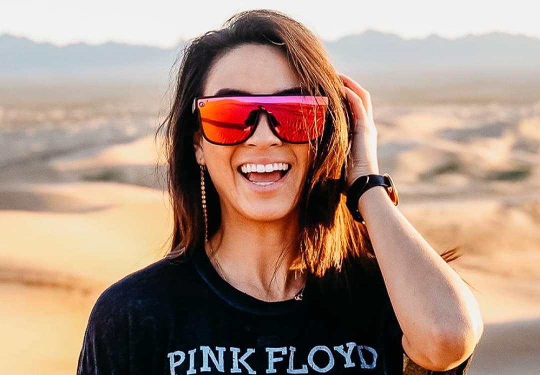 Midnight Emma Sunglasses Blenders Eyewear