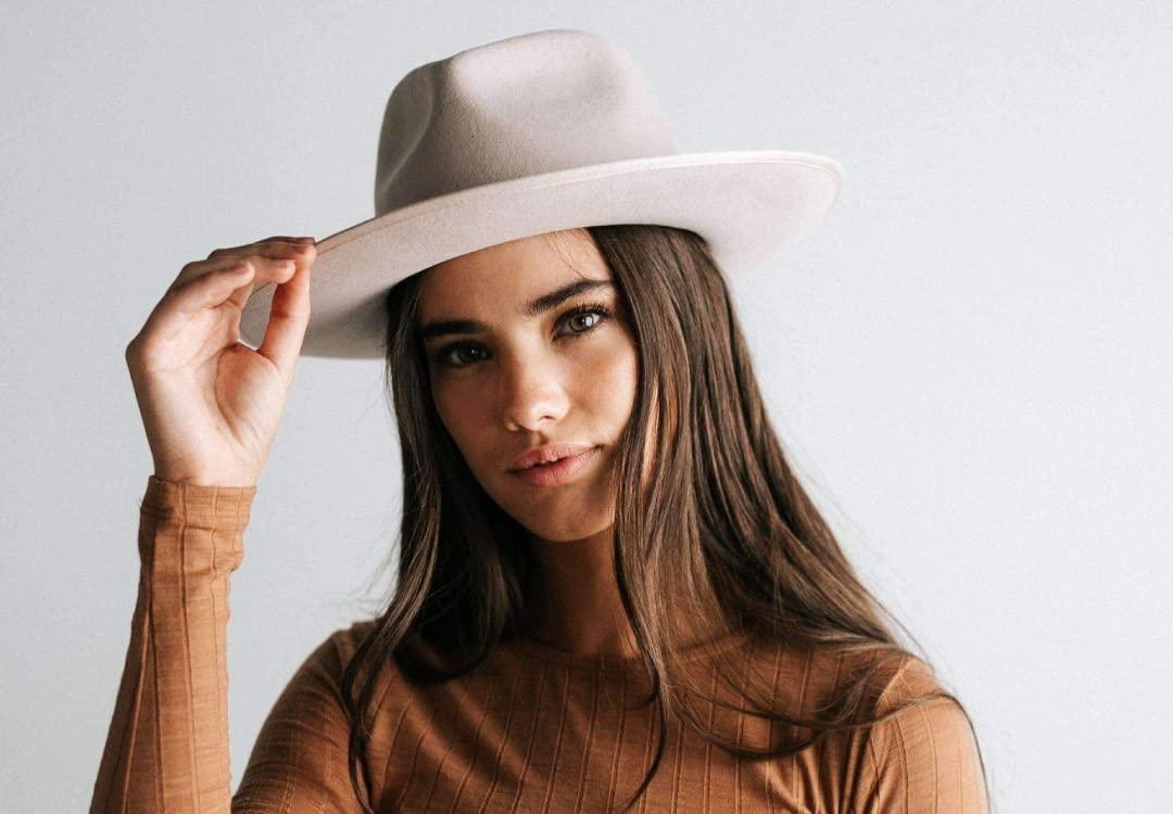 Monroe Rancher Fedora Gigi Pip