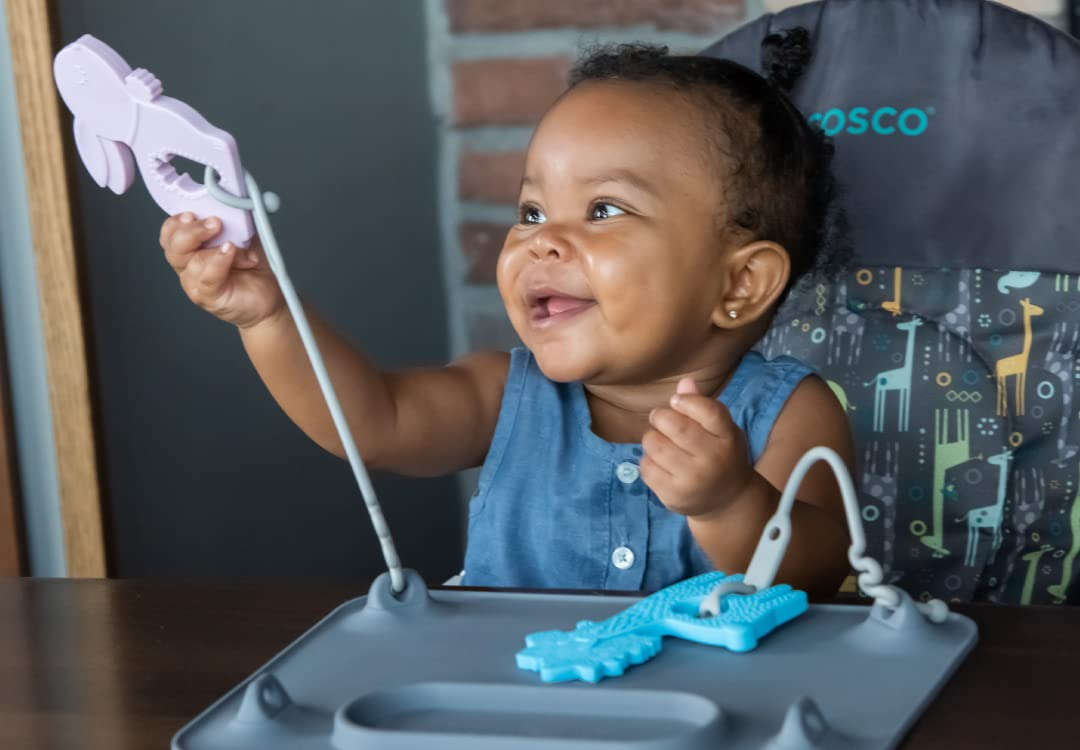 Silicon Placemat Busy Baby