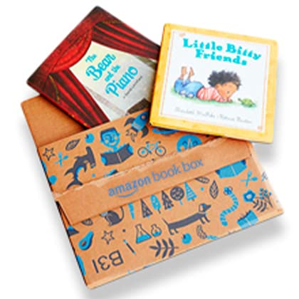 Save 45% on Amazon Book Box - curated kid's book subscription