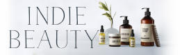discover something new with Indie Beauty