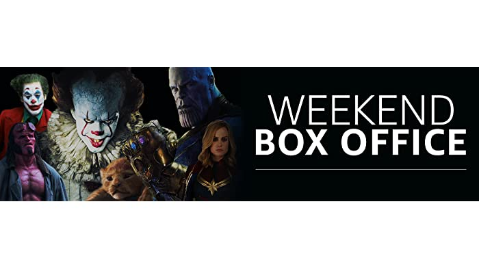 Weekend Box Office: A Weekly Look at the Biggest Hits