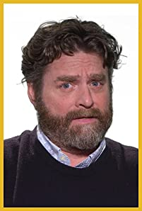 'Missing Link' star Zach Galifianakis tries to guess his own movies based only on the warnings from their IMDb Parents Guide. So how well does he know his own movies?