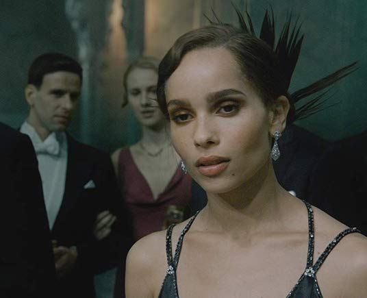 Zoë Kravitz in Fantastic Beasts: The Crimes of Grindelwald (2018)