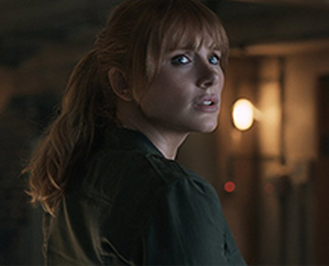 Bryce Dallas Howard in Jurassic World: Fallen Kingdom (2018)