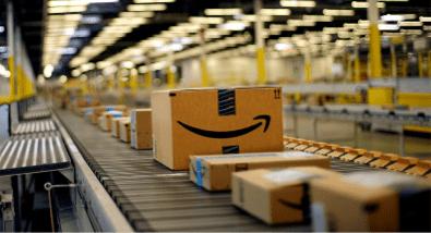 Amazon Military Shipment