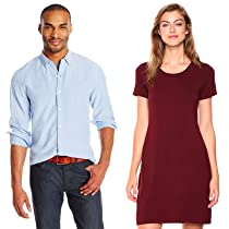 488121439e1819 Save up to 50% on men's and women's clothing and more from Our Brands