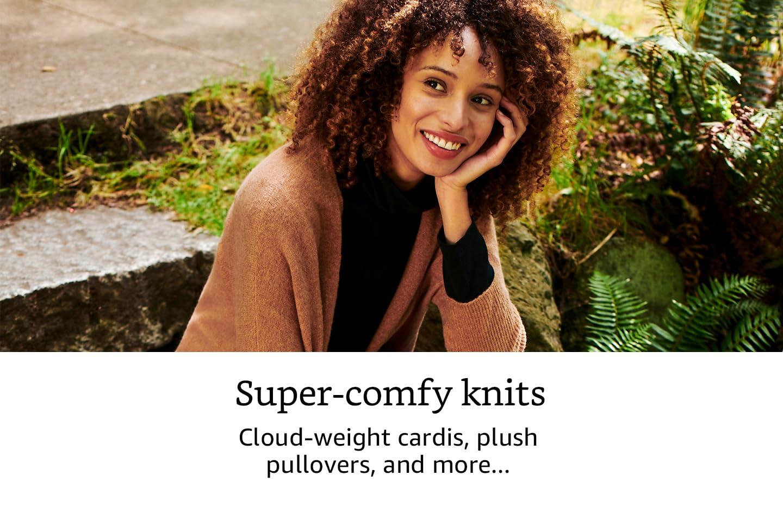 Super-comfy knits
